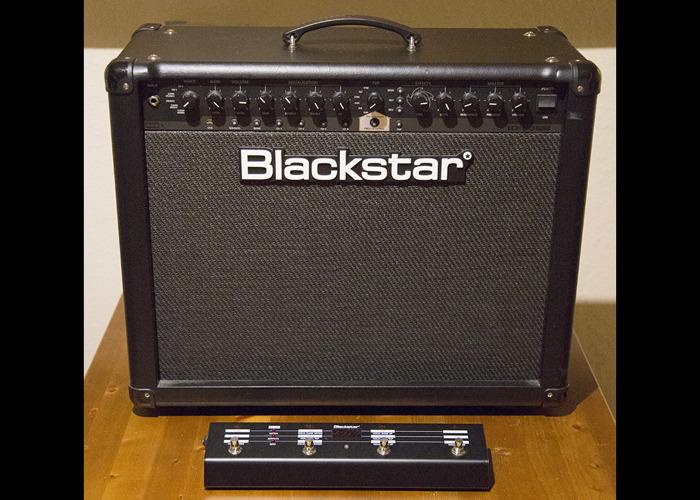 Blackstar ID60 TVP (guitar amp) + footswitch - 1