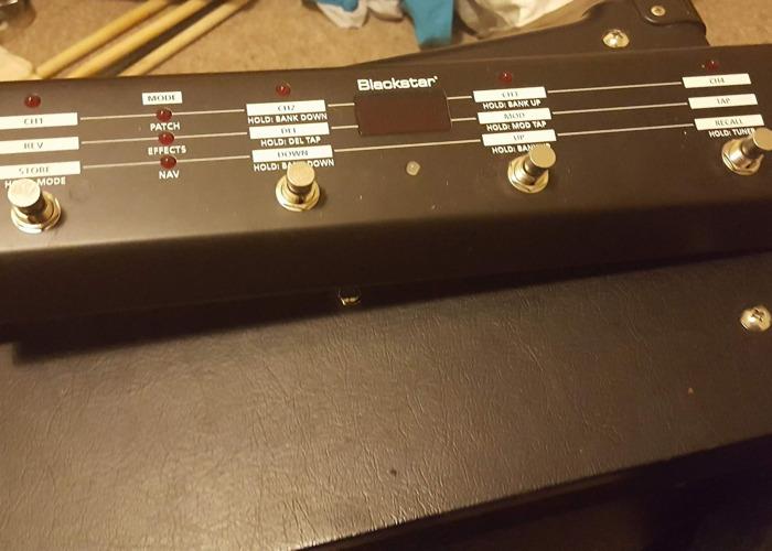 Blackstar ID:60TVP Amplifier + FS-10 Footswitch Pedal - 2