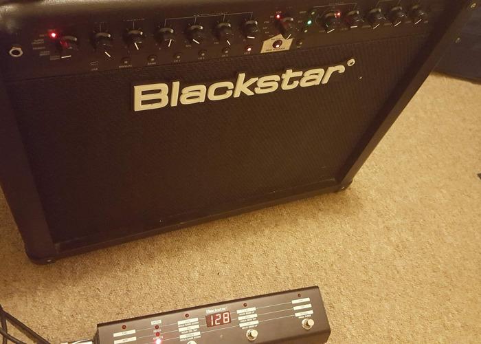 Blackstar ID:60TVP Amplifier + FS-10 Footswitch Pedal - 1