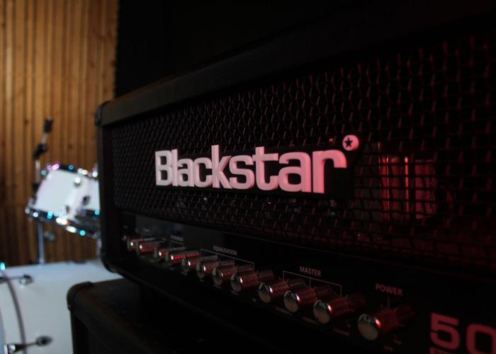 Blackstar Series One 50W Guitar Amplifier Head - 1