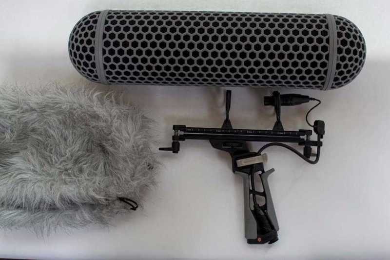 BLIMP, Dead cat and Pistol Grip - 1