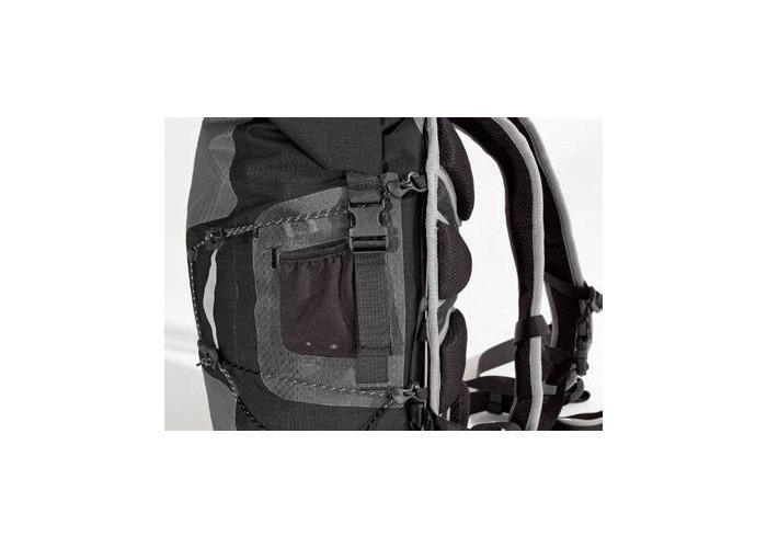 Blue ortlieb waterproof cycling backpack - 1