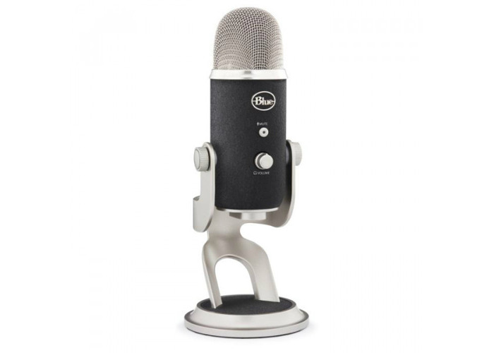 Blue Yeti Pro Studio All-In-One Vocal Recording Bundle - 2