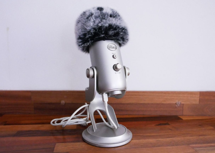 Blue Yeti USB Microphone - 1