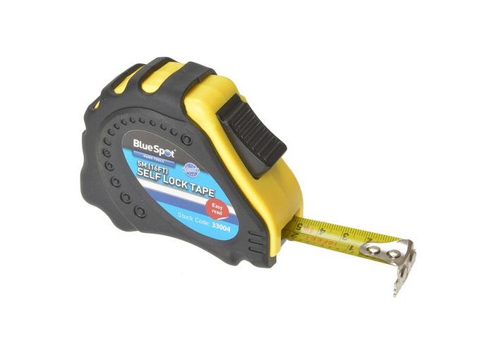 BlueSpot 33004 Easy Read Magnetic Tape 5m/16ft - 1