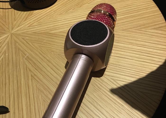 Bluetooth karaoke mic - 1