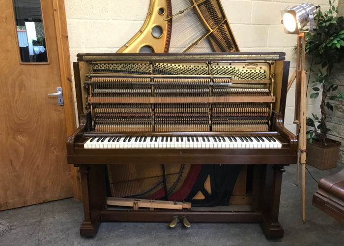 Bluthner Upright Piano  - 1