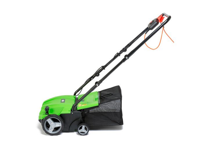 BMC 1500w 2in1 Lawn Scarifier / Aerator 35L Capacity - 2