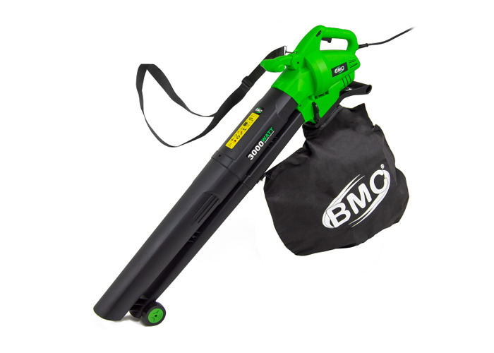 BMC 3000w Blower Vac 4in1 with 12m Power Cable - 1