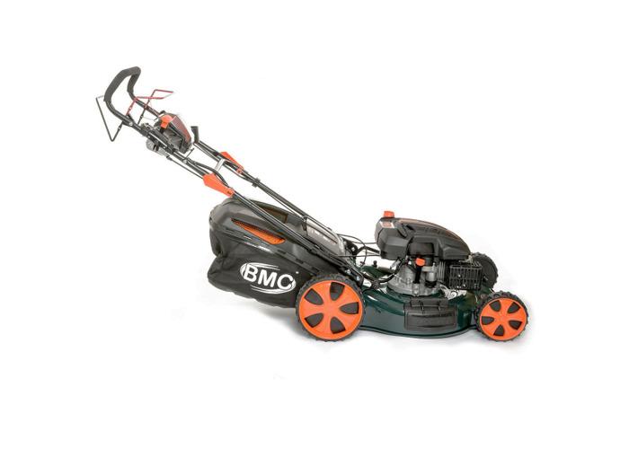 "BMC Lawn Racer 21"" Electric Start Self Propelled Petrol Lawn Mower - 1"