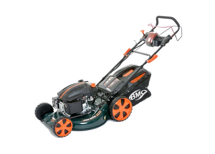 "BMC Lawn Racer 21"" Electric Start Self Propelled Petrol Lawn Mower - 2"
