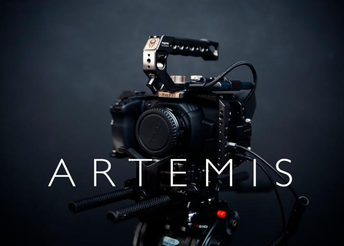 Bmpcc 4K 6K kit, black magic pocket cinema camera - 1