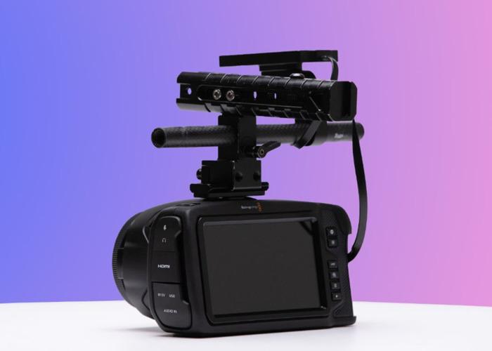 BMPCC 6K Package (5) + 4 Zeiss CP2 Cinema Prime Lenses 21mm / 35mm / 50mm / 100mm + 1TB SSD + 3 Batteries Kit - Blackmagic Design Pocket Cinema Camera 6K EF - 2