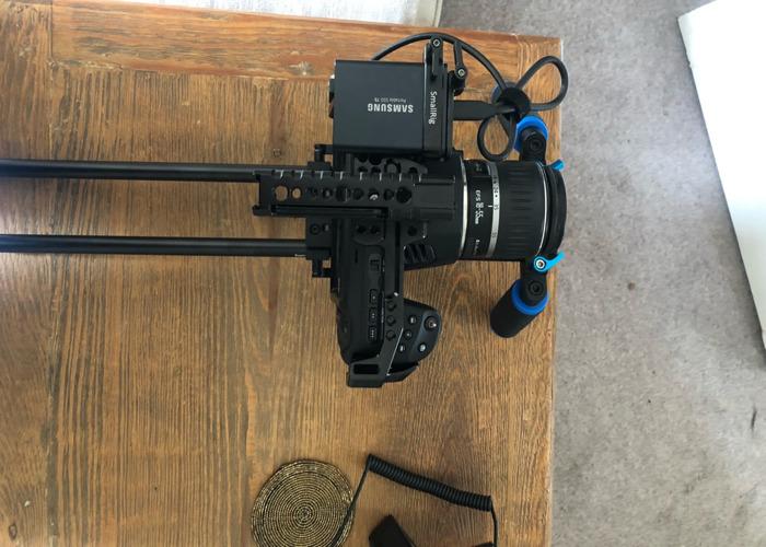 BMPCC 6K shoulder Kit - 2