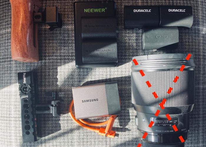 BMPCC4k - CAMERA BODY, Batteries, Mounts, SSD (No Lens) - 2