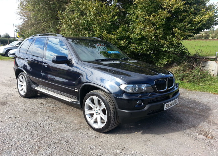 BMW X5 LeMans 3.0Tdi - 1