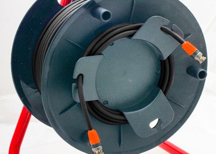 BNC Cable Drum 3G HD SDI Video Belden 20m - 2