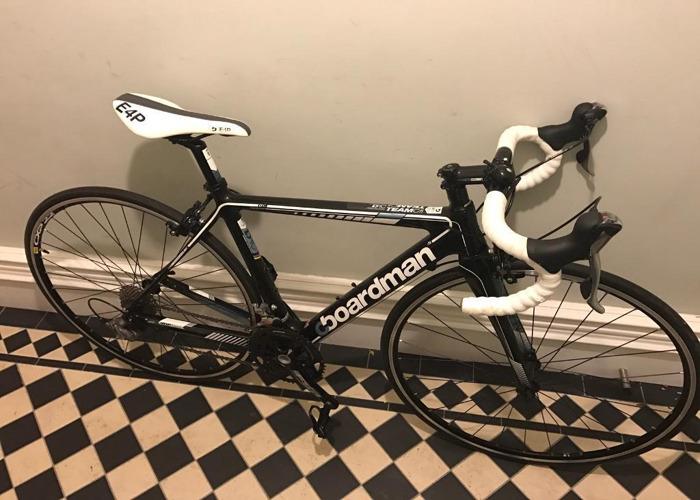 Boardman Team Carbon Road Bike 48cm - 1