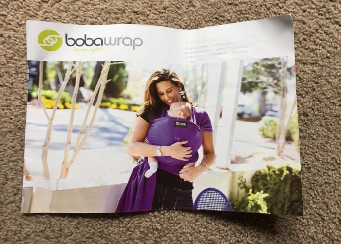 Boba stretchy baby wrap - 2
