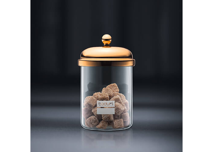 Bodum 0.5L Classic Storage Jar Gold - 2