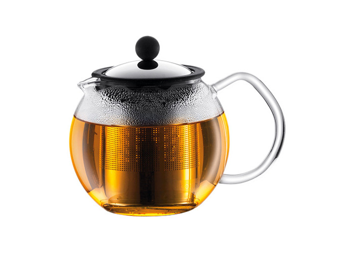 Bodum Assam Tea Press with Stainless Steel filter, 500ml - 1