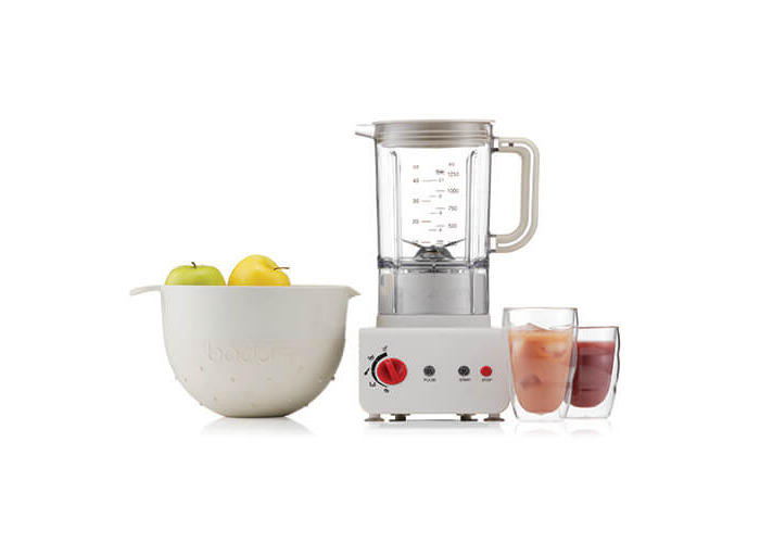 Bodum Bistro Blender Red 1.25L - 2