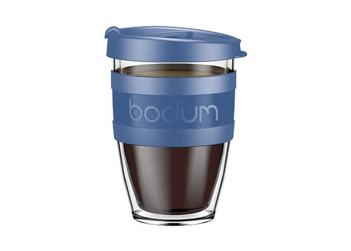 Bodum Joycup Travel Mug 300ml Denim - 1