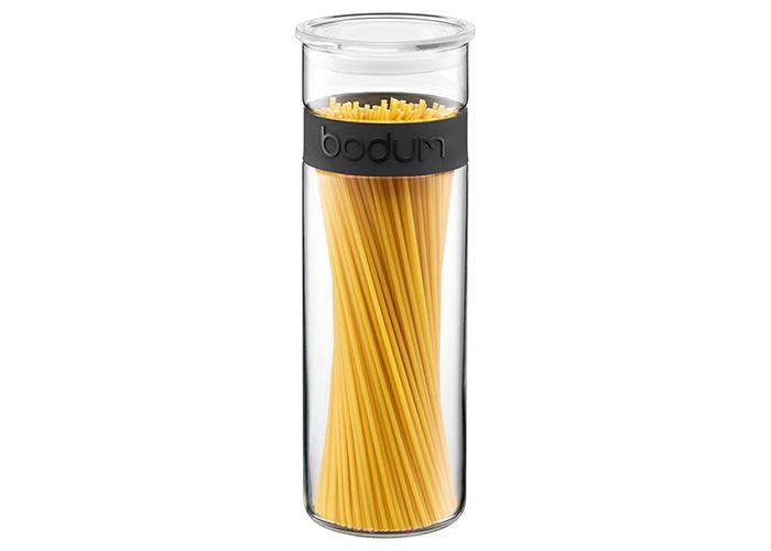 Bodum Presso 1.9 L/64 oz Storage Jar - Black - 2