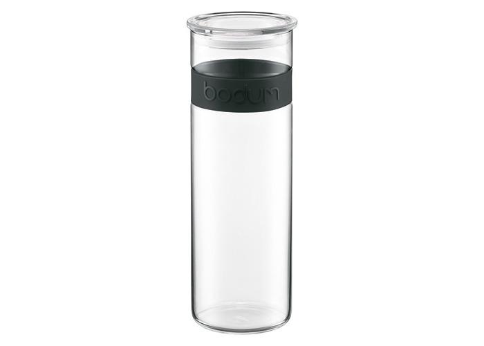 Bodum Presso 1.9 L/64 oz Storage Jar - Black - 1