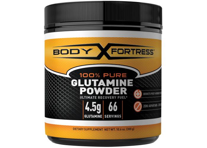 Body Fortress 100% Pure Glutamine Powder, 300 Grams - 2