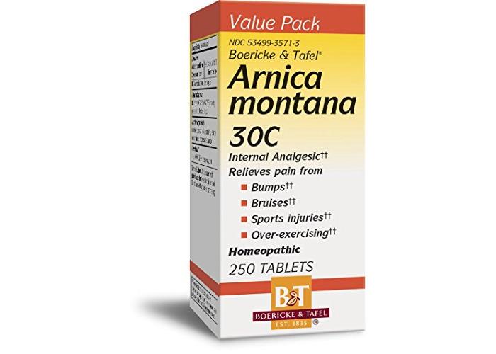 Boericke & Tafel Arnica Montana 30 C - 250 Tablets - 1
