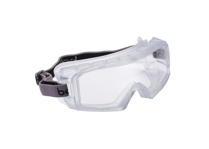 Bolle Safety BOLCOVARSI Coverall Safety Goggles - Sealed - 1