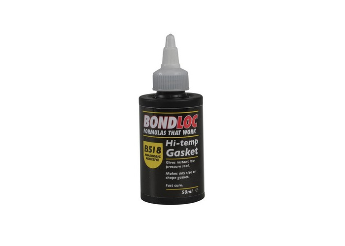 Bondloc B518-50 Flexible Gasket Sealant 50ml - 1