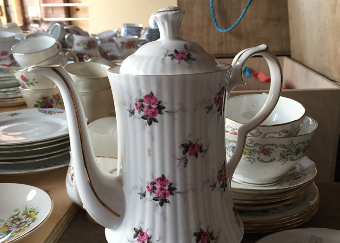 Bone china tea sets - 1