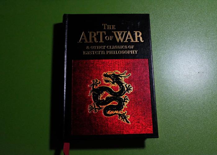 """Book: """"The Art of War"""" by Sun Tzu - 1"""