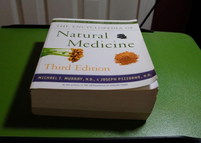 "Book: ""The Encyclopedia of Natural Medicine"" Third Edition - 2"