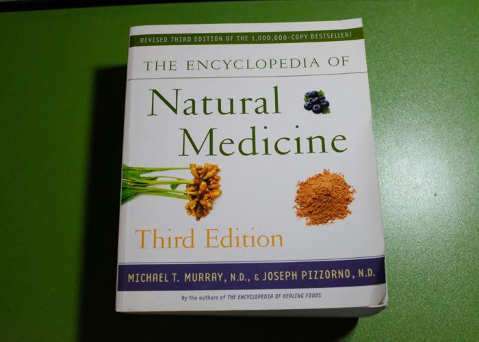 "Book: ""The Encyclopedia of Natural Medicine"" Third Edition - 1"