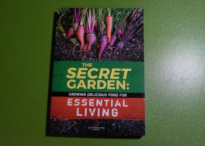 "Book: ""The Secret Garden: Growing Delicious Food For...""  - 1"