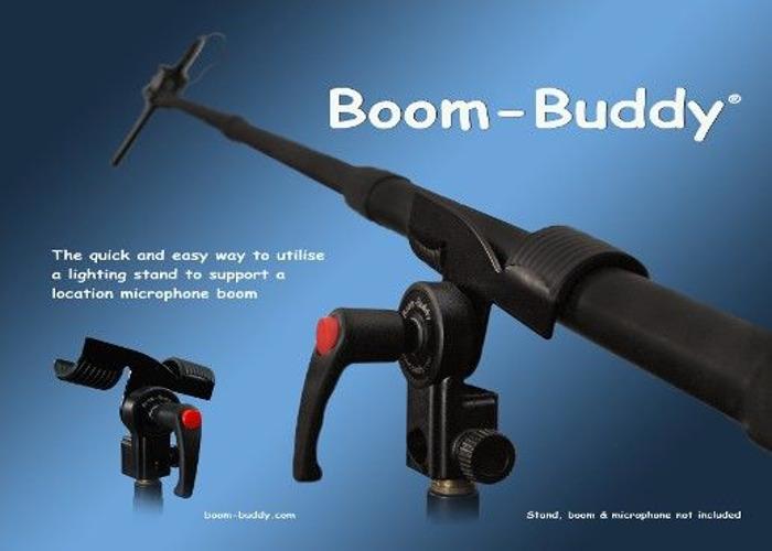 boom buddy holder (to make a Boom Stand) - 1