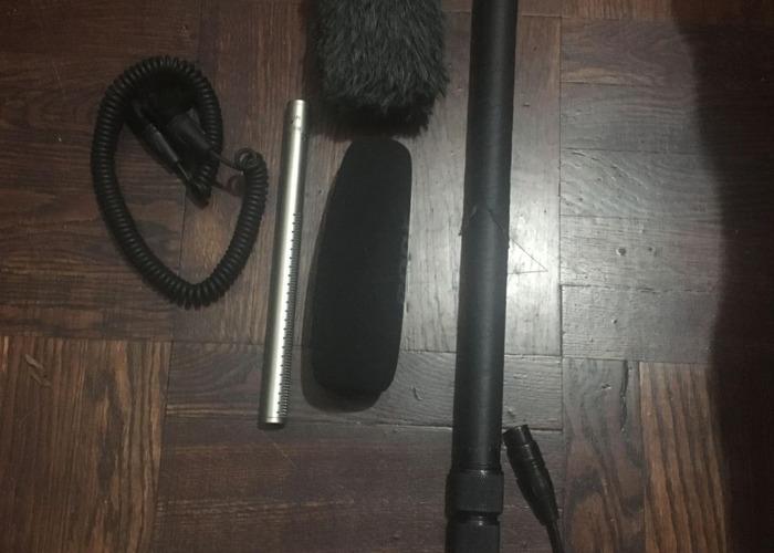 Boom Microphone - 1