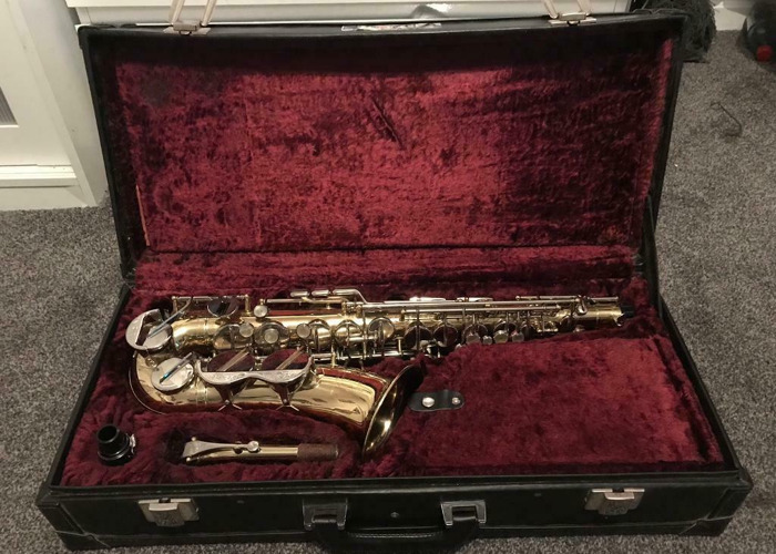 Boosey and Hawkes Alto Saxophone - 1