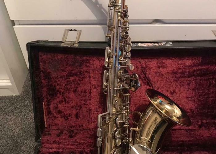 Boosey and Hawkes Alto Saxophone - 2