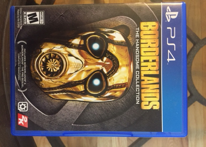 Borderlands: The Handsome Collection - Playstation 4  - 1