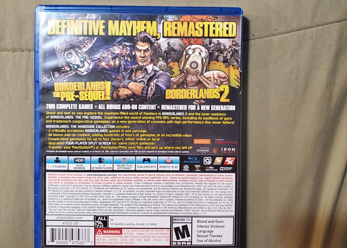 Borderlands The Handsome Collection - 2