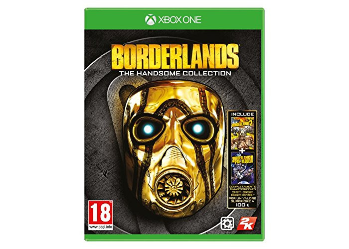 BORDERLANDS: THE HANDSOME COLLECTION XBOXONE [video game] - 2