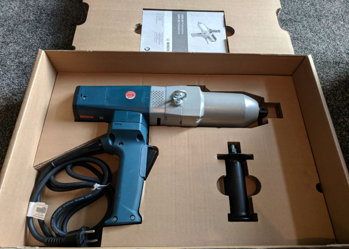 Bosch Impact Driver/Wrench - 1