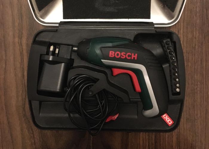 Bosch IXO Cordless Screwdriver - 2