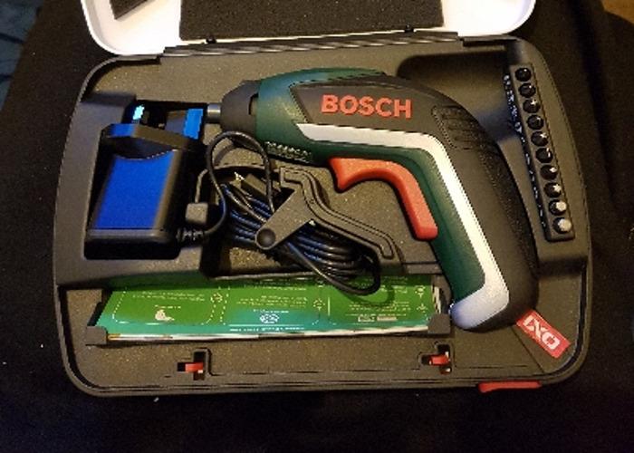 Bosch IXO Power Cordless Screwdriver - 1