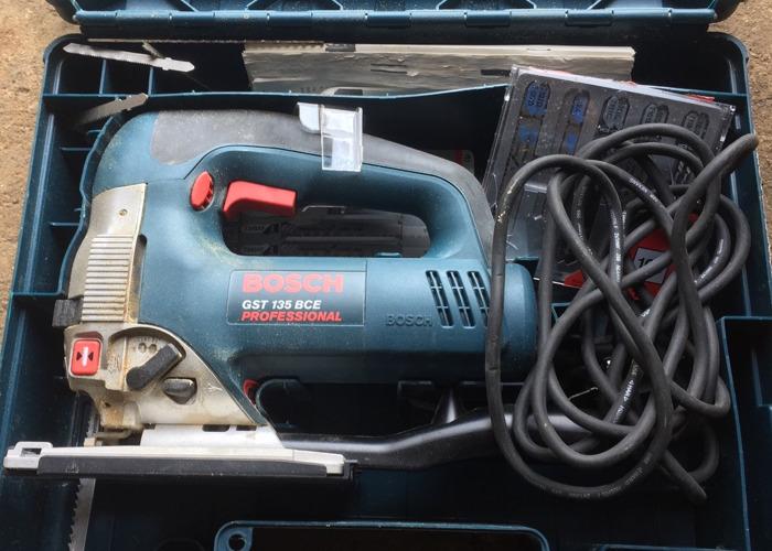 Bosch Jigsaw - 1