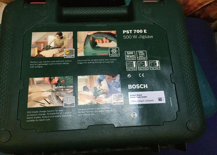 Bosch Jigsaw - 2